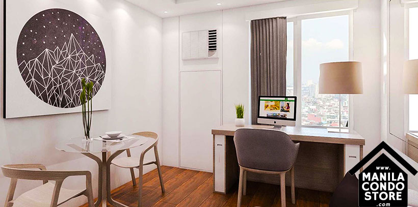 3 TORRE LORENZO De La Salle University Taft Manila City Condo Model Unit