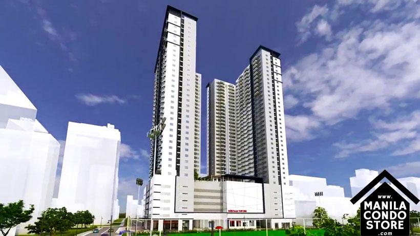 AVIDA Towers Turf BGC Taguig Condo Building Facade