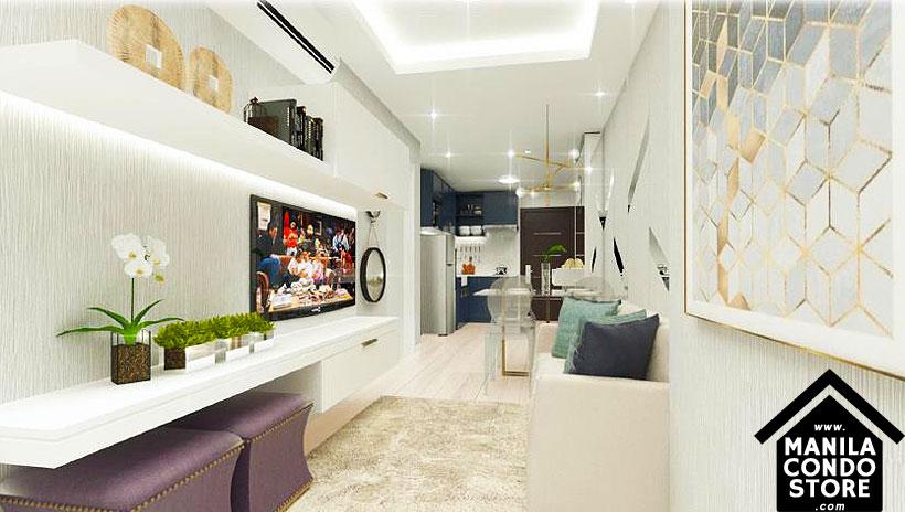 Avida Towers Verge Mandaluyong Condo Model Unit