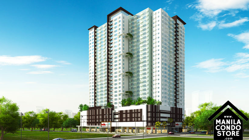 AVIDA Towers Verte BGC Taguig Condo Building Facade