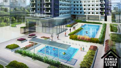 AVIDA Towers Vireo Arca South Condo Amenity