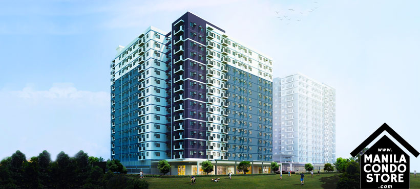 AVIDA Towers Vireo Arca South Condo Building Facade