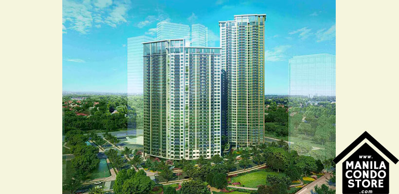 Alveo High Park Vertis North Quezon City Condo Building Facade