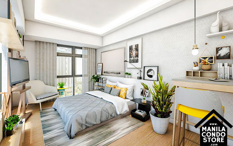 Alveo Orean Place Vertis North Quezon City Condo Model Unit