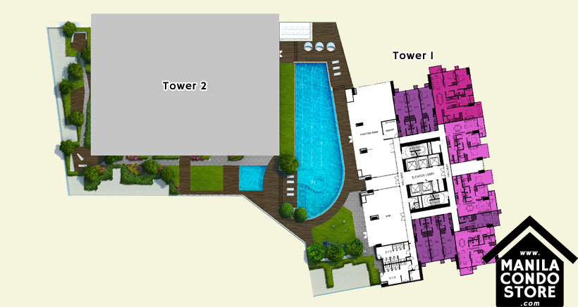 Alveo Orean Place Vertis North Quezon City Condo Site Development Plan