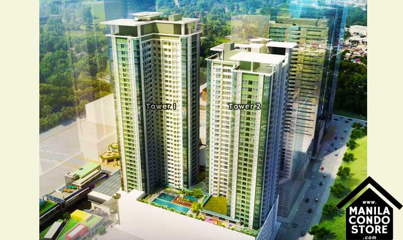 Alveo Solstice Circuit Makati Condo Building Facade