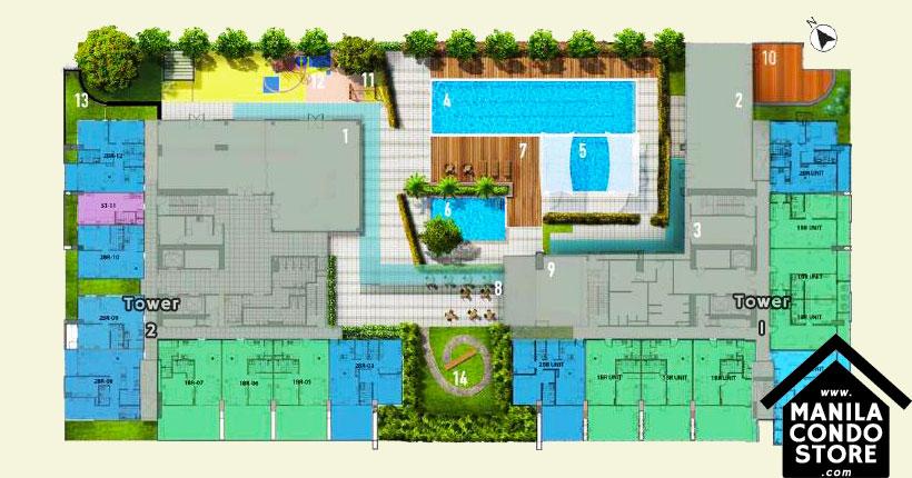 Alveo Solstice Circuit Makati Condo Site Development Plan