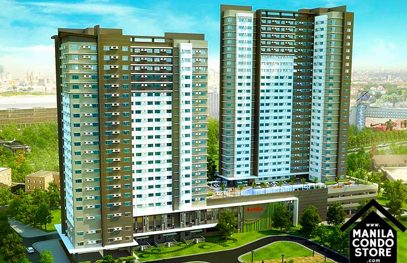 Avida Towers Altura Alabang Muntinlupa Condo Building Facade
