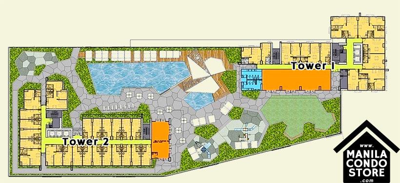 Avida Towers Altura Alabang Muntinlupa Condo Site Development Plan