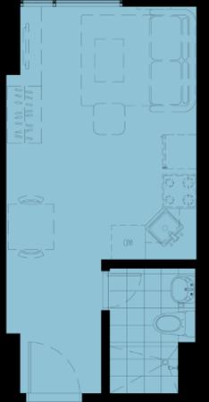 Avida Towers Altura Alabang Muntinlupa Condo Studio unit