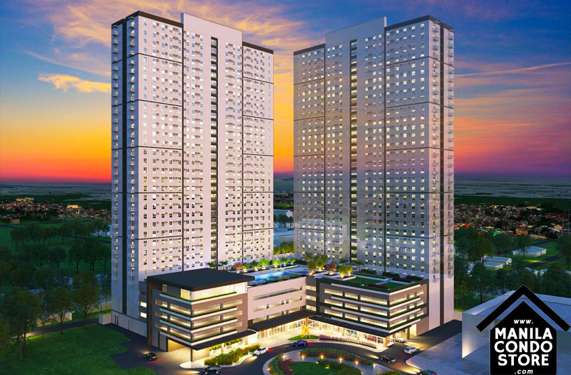 Avida Towers Ardane Alabang Muntinlupa Condo Building Facade