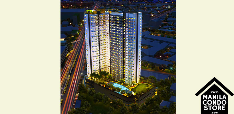 Avida Towers Intima Paco Manila Condo Building Facade