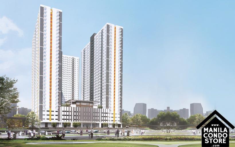 Avida Towers Makati Southpoint Condo Building Facade