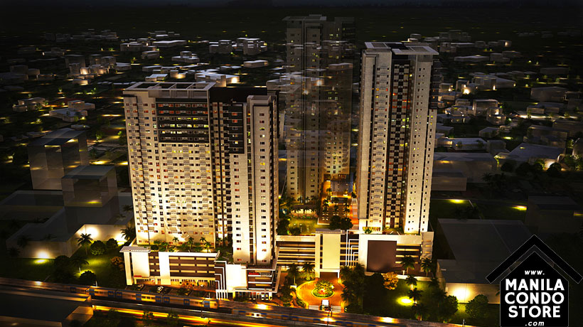 Avida Towers Prime Taft La Salle Manila Condo Building Facade