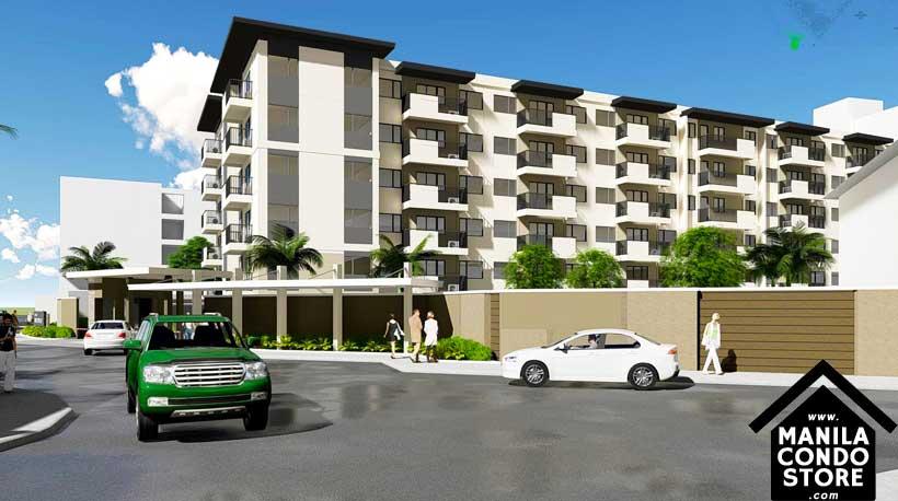Avida Towers Two Antonio Makati Condo Building Facade