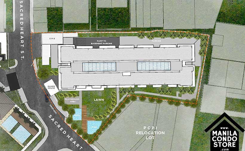 Avida Towers Two Antonio Makati Condo Site Development Plan