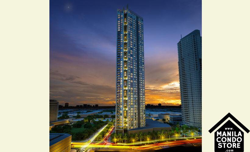 Ayala Land Premier Garden Towers Ayala Makati Condo Building Facade