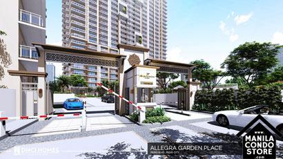 DMCI Homes Allegra Garden Place Pasig Boulevard Condo Amenity