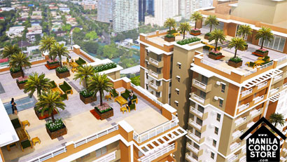 DMCI Homes BRIXTON Place Kapitolyo Pasig Condo Amenity
