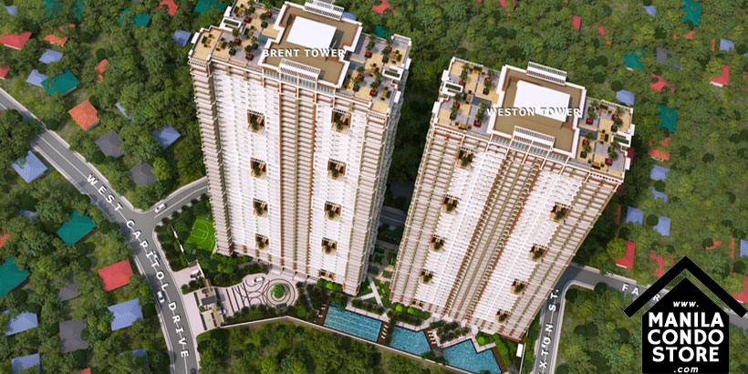 DMCI Homes BRIXTON Place Kapitolyo Pasig Condo Site Development Plan
