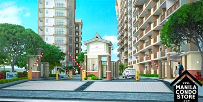 DMCI Homes CALATHEA Place Paranaque Condo Amenity