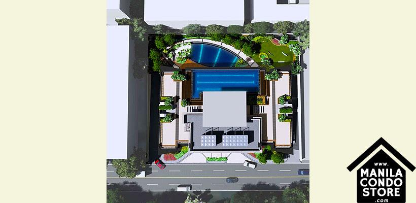 DMCI Homes The Crestmont Panay South Triangle Quezon City Condo Site Development Plan