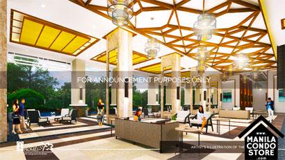 DMCI Homes Fairlane Residences Kapitolyo Pasig Condo Amenity