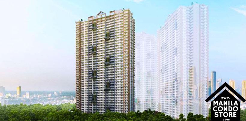 DMCI Homes KAI GARDEN Residences Mandaluyong Condo Building Facade