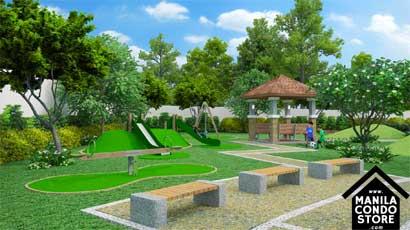 DMCI Homes PRISMA Residences Bagong Ilog Pasig Condo Amenities