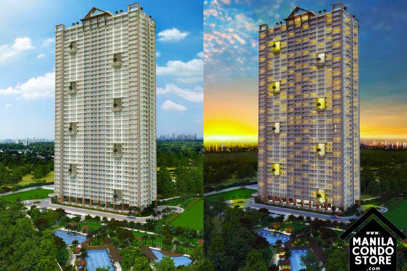 DMCI Homes PRISMA Residences Bagong Ilog Pasig Condo Building Facade