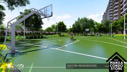 DMCI Homes SATORI Residences Santolan Pasig Condo Amenity