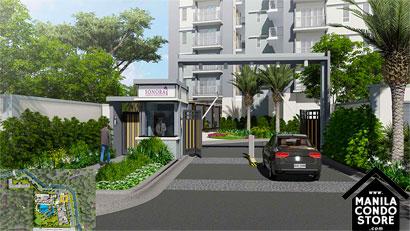 DMCI Homes Sonora Garden Residences Robinsons Las Pinas Condo Amenity