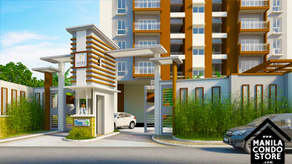 DMCI Homes VIREA Residences Scout Tuason Quezon City Condo Amenity