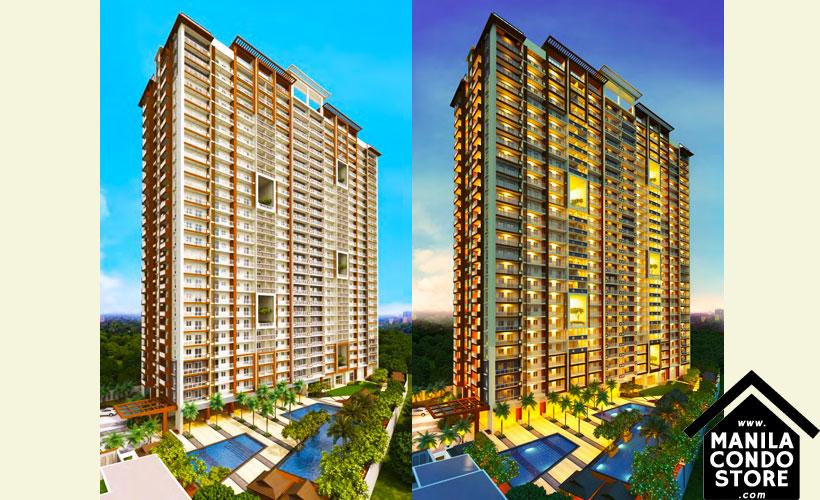 DMCI Homes VIREA Residences Scout Tuason Quezon City Condo Building Facade