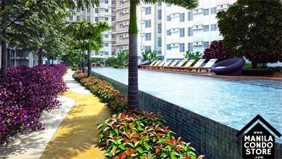 Empire East Pioneer Woodlands Boni MRT Mandaluyong City Condo Amenity