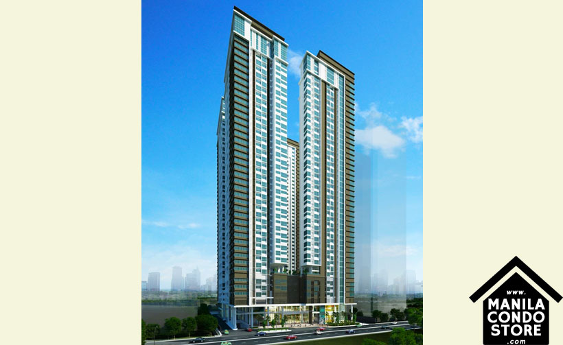 Empire East The Paddington Place Shaw Boulevard Mandaluyong Condo Building Facade