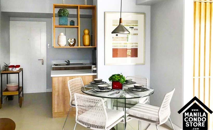 Empire East The Paddington Place Shaw Boulevard Mandaluyong Condo Model Unit