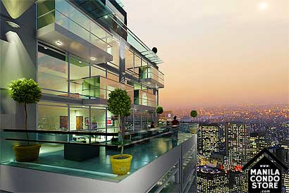 Federal Land One Wilson Square Greenhills San Juan Condo  Amenity