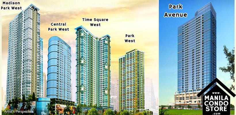 Federal Land Park Avenue BGC Taguig Condo Building Facade