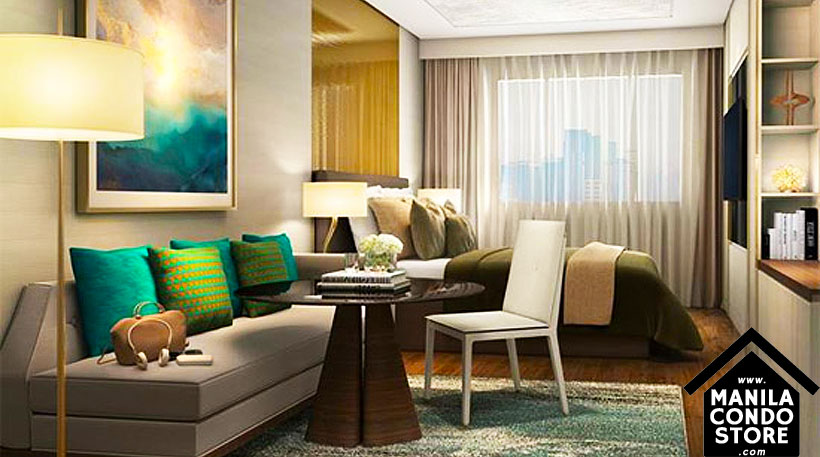 Grand Taipan Verano Greenhills San Juan Condo Model Unit