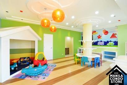 Horizon Land Peninsula Garden Midtown Homes Paco Manila Condo Amenity