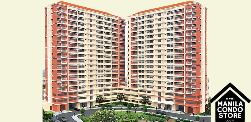 Horizon Land Peninsula Garden Midtown Homes Paco Manila Condo Building Facade