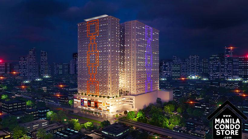 Horizon Land Quantum Residences Taft Pasay Condo Building Facade