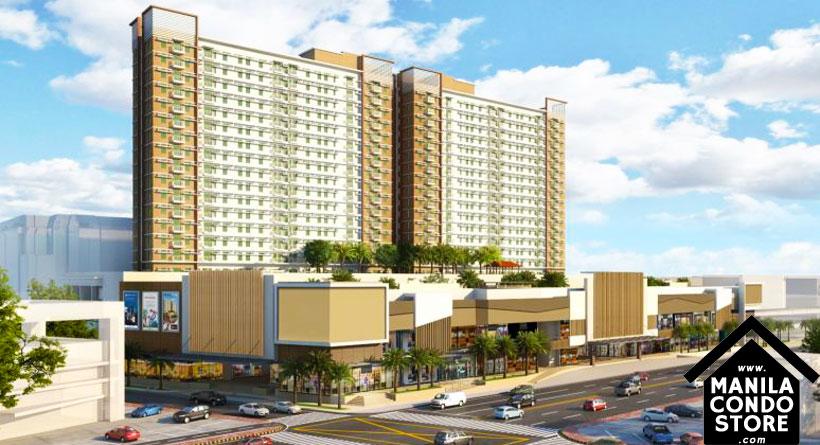 Horizon Land Siena Towers Marikina Condo Building Facade