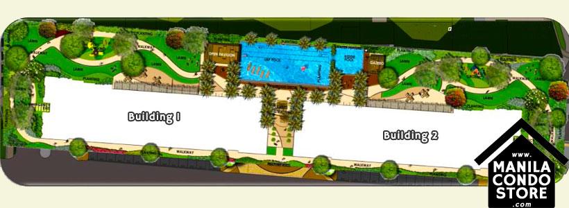 Horizon Land SIENA TOWERS Marikina Condo Site Development Plan