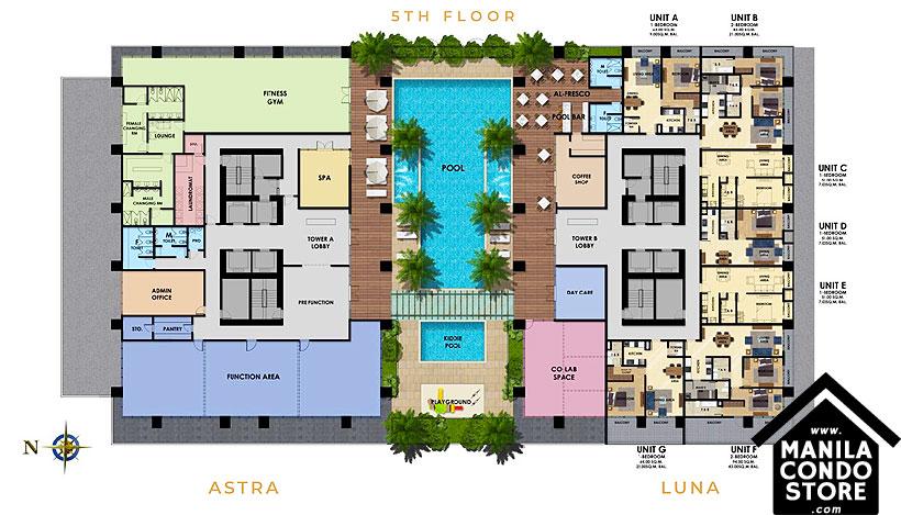 Megaworld The FIFTH Renaissance Ortigas Pasig Condo Site Development Plan
