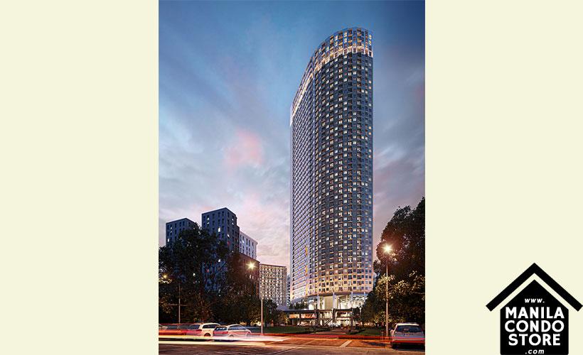 PH1 World Developers My Enso Lofts Timog Avenue Quezon City Condo Building Facade