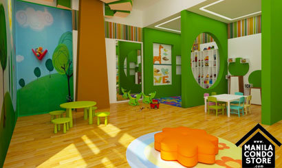 Megaworld SAN ANTONIO Residence Makati Condo Amenity