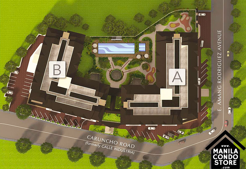 Robinsons Communities Acacia Escalades Manggahan Pasig Condo Site Development Plan