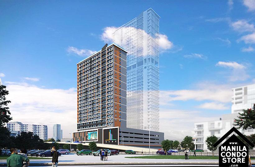Robinsons Communities SYNC C5 Bagong Ilog Pasig Condo Building Facade